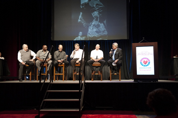 Rangers Welcome Home Luncheon