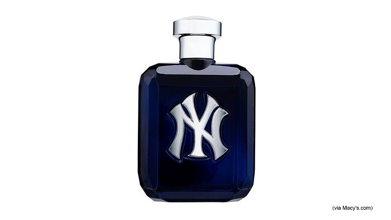 For the man who has everything but is starting to take on an unwelcome odor. You know, like Alex Rodriguez.