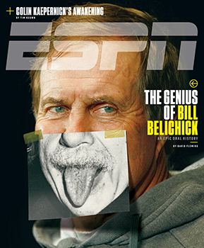 New England Patriots coach Bill Belichick is the greatest