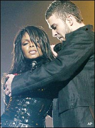The Janet & Justin incident made a big impact on the Grammy Awards.