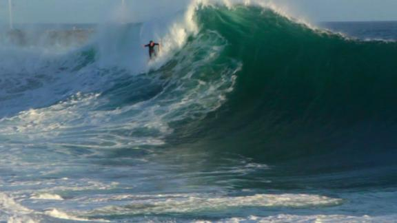 The Wedge Newport Beach Surf Report