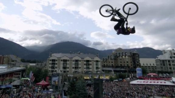 Wheels Up In Whistler