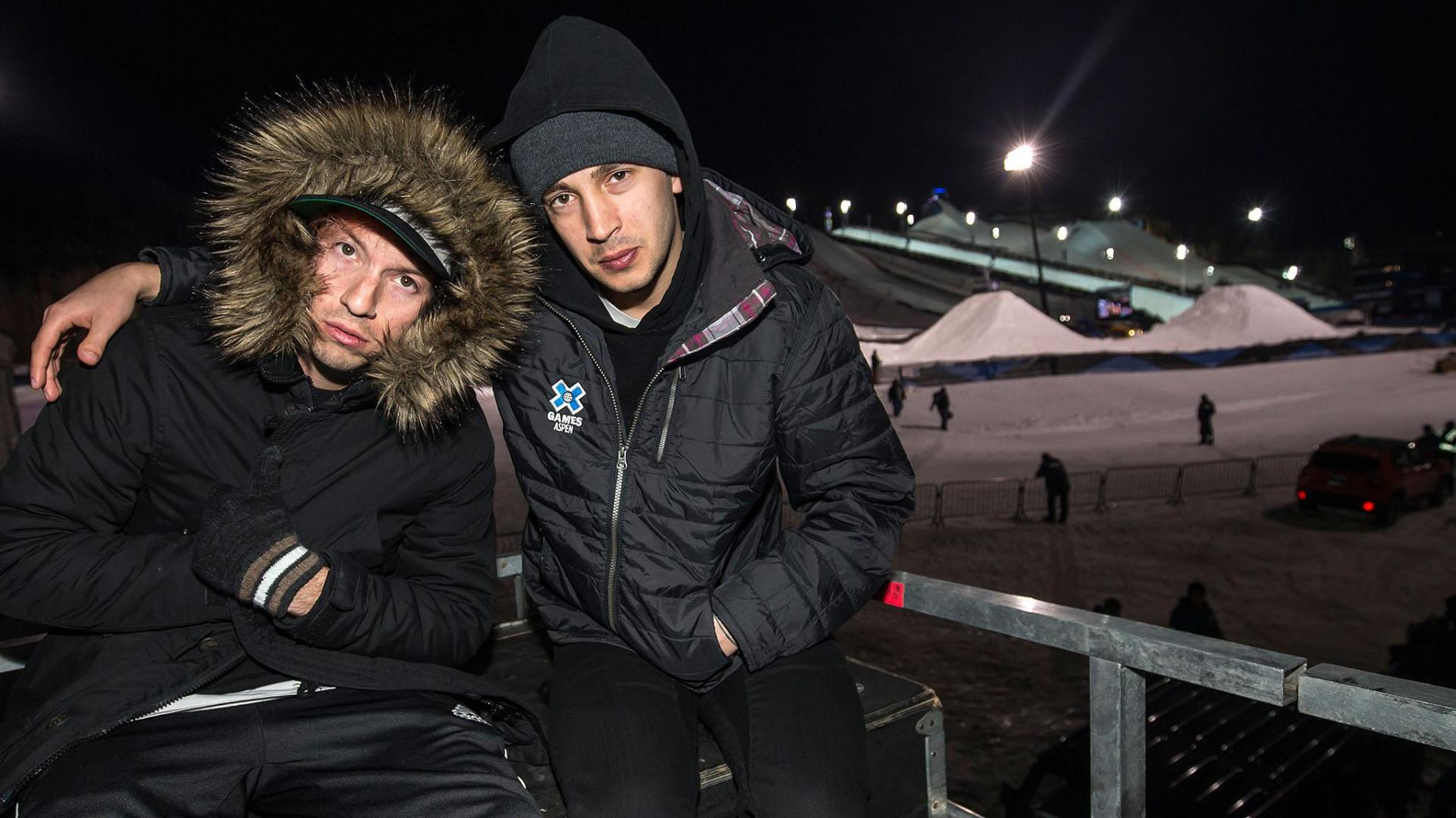 Twenty one pilots live at x games aspen 2016 for Twenty one pilots