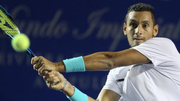 Tennis Unlike Bernard Tomic At Least There 39 S Hope For Nick Kyrgios