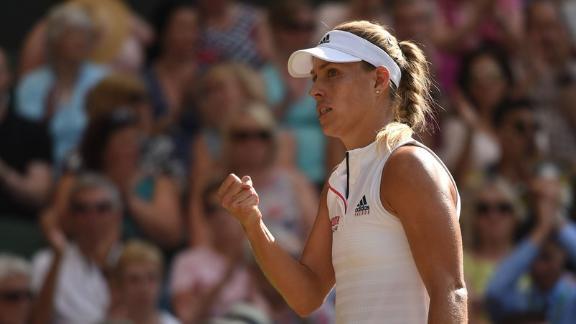 Wimbledon 2018 -- Angelique Kerber beats Serena Williams for 3rd Grand Slam title