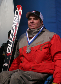 Aspen accountant by day, silver medalist by the light of X.