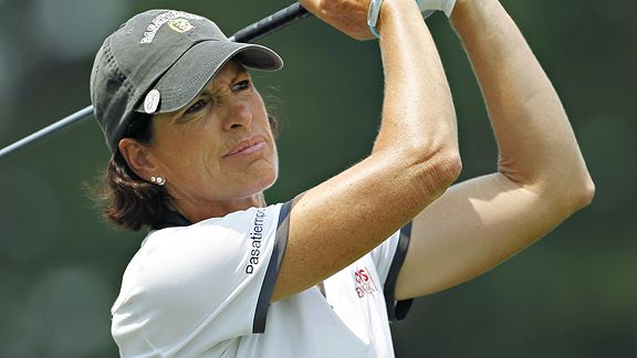 Juli Inkster is making her ninth Solheim Cup appearance and will be the first assistant captain to play in the event.