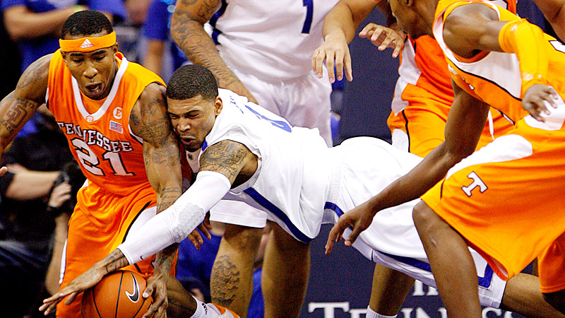 Memphis at Tennessee