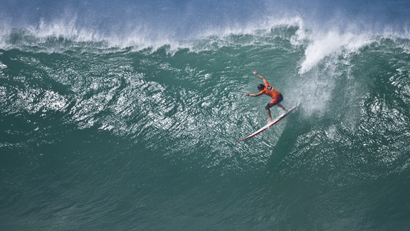 Andy Irons, seen here in 2009, will forever be an Honorary Invitee.
