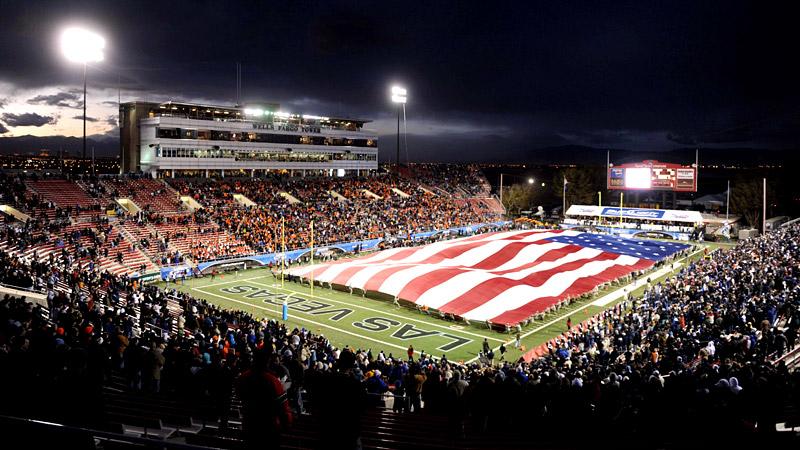 Sam Boyd Stadium (Las Vegas Bowl)