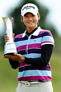 At 23, Yani Tseng already has won 15 LPGA events and 35 worldwide titles.