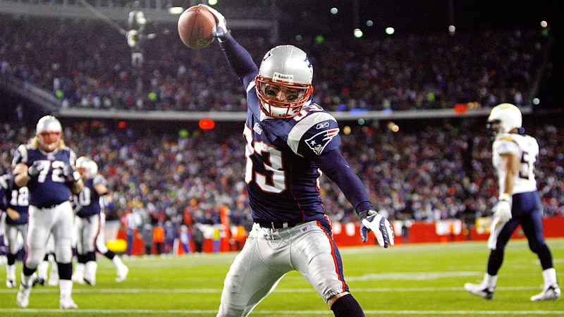 2008 Patriots Chargers