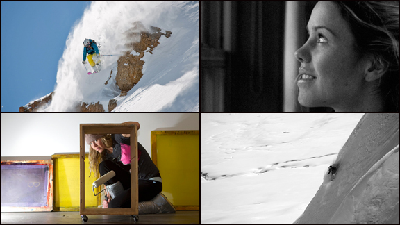 Lynsey Dyer, in pictures. a class=launchGallery href=http://espn.go.com/action/freeskiing/photos/gallery/_/id/5927512Launch Gallery »/a