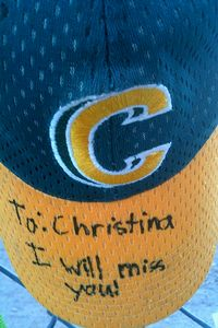 Christina Taylor Green