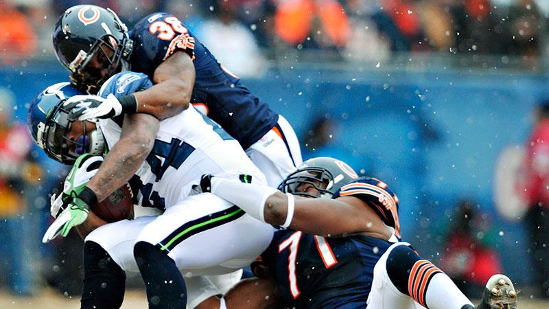 Bears 35, Seahawks 24