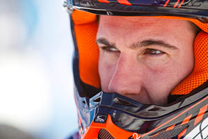 Now, mentally and physically stronger, Gulla has a goal of finishing top-three in WX 15 SnoCross.