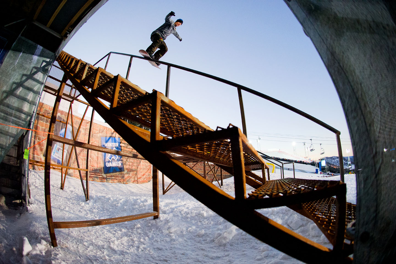 Jeremy Jones, Snowboard Street