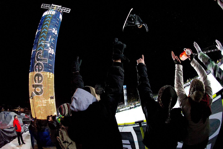 Shaun White, Snowboard SuperPipe
