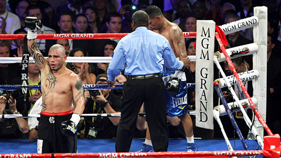 Miguel Cotto vs. Ricardo Mayorga