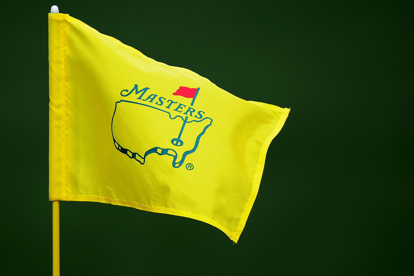 Masters flagstick