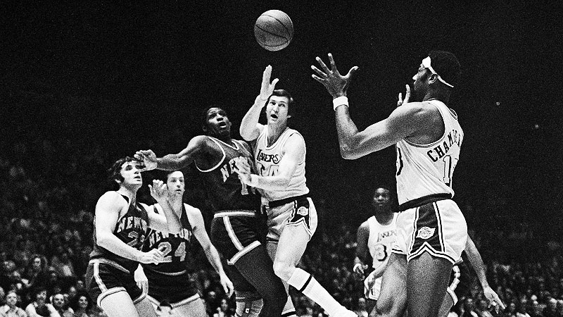 Game 3 - 1970 NBA Finals