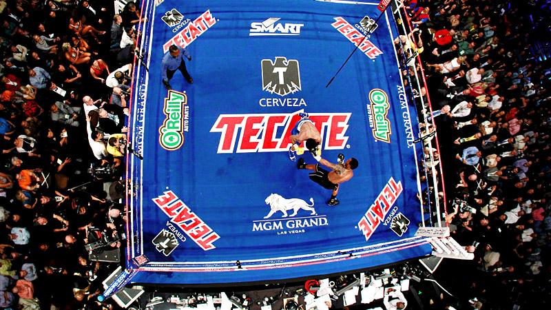 Manny Pacquiao vs. Shane Mosley