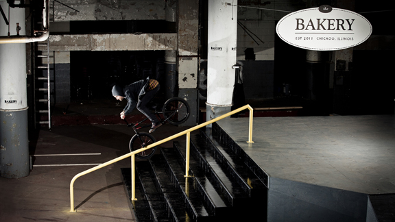 Brian Kachinsky, tooth hanger in The Bakery.