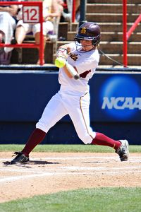 Katelyn Boyd hopes to lead her ASU squad to another WCWS title.