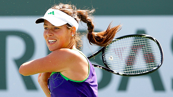 Ivanovic was on top of the world after winning the 2008 French Open but is now ranked 18th.