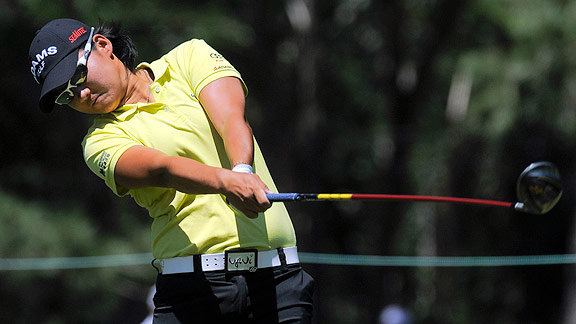 World No. 1 Yani Tseng will be missing from the Solheim Cup, along with 18 other Asian players ranked in the top 30.