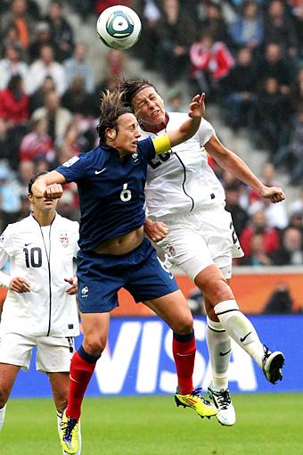 France v United States
