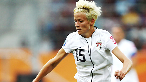 WPS has helped players prove their fitness after injuries. Midfielder Megan Rapinoe, one of the breakout stars of the World Cup, came back strong in WPS after suffering ACL injuries as she finished her career at Portland.