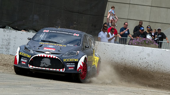 After two RallyCross silver medals, Brian Deegan came to X Games 17 with a hunger for gold, and once he had it in his hand, he told fans that it was the best day of his life.