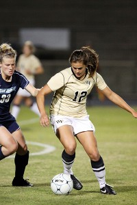 Wake Forest forward Katie Stengel returns to spearhead a potent Demon Deacon attack in the ACC.