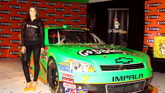 Danica Patrick is may be more well-known for her endorsement deals than her success on the track.