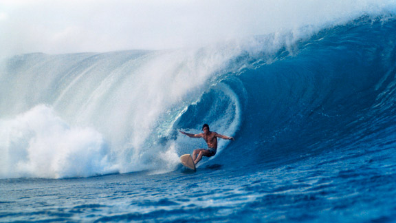 Surfers like Jeff Hakman were both infamous and legendary for their exploits, which helped build the surf industry.