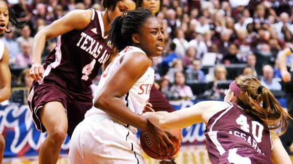Senior Nnemkadi Ogwumike will have to be the leader on a young Stanford team.