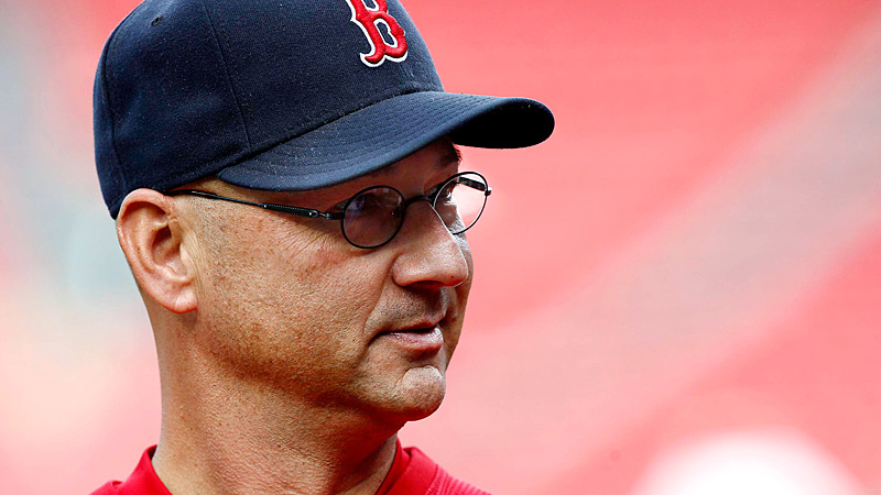 Terry Francona, former Red Sox manager