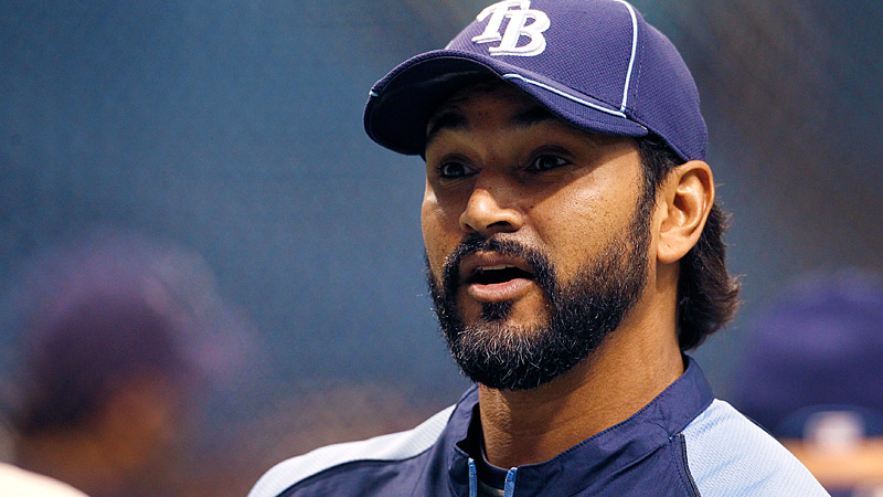 Dave Martinez, Rays bench coach