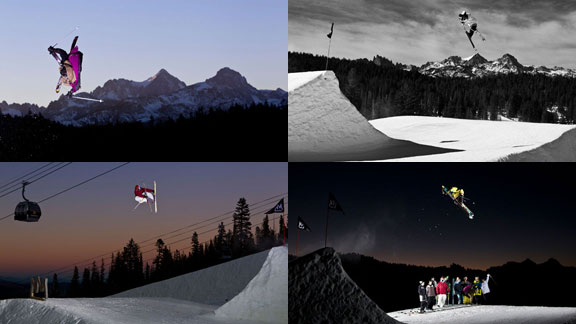 Members of the Canadian Slopestyle team last week at Mammoth Mountain. a class=launchGallery href=http://www.espn.com/action/photos/gallery/_/id/7295765/canadian-slopestyle-team-mammothLaunch Gallery »/a