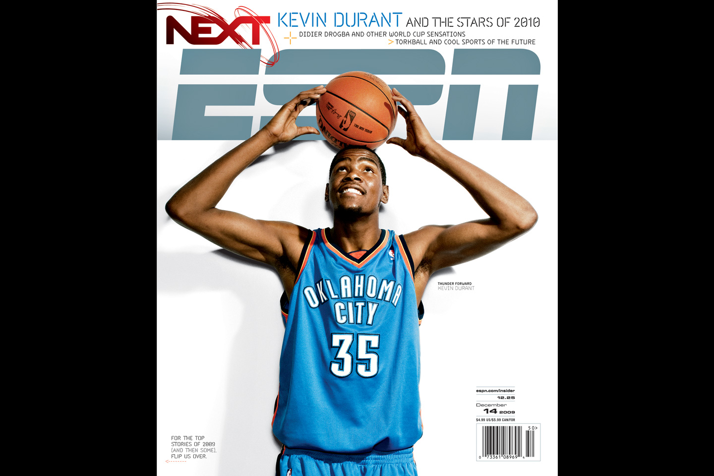 2010: Kevin Durant