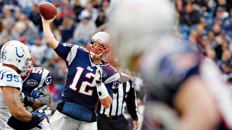 Brady solid in win