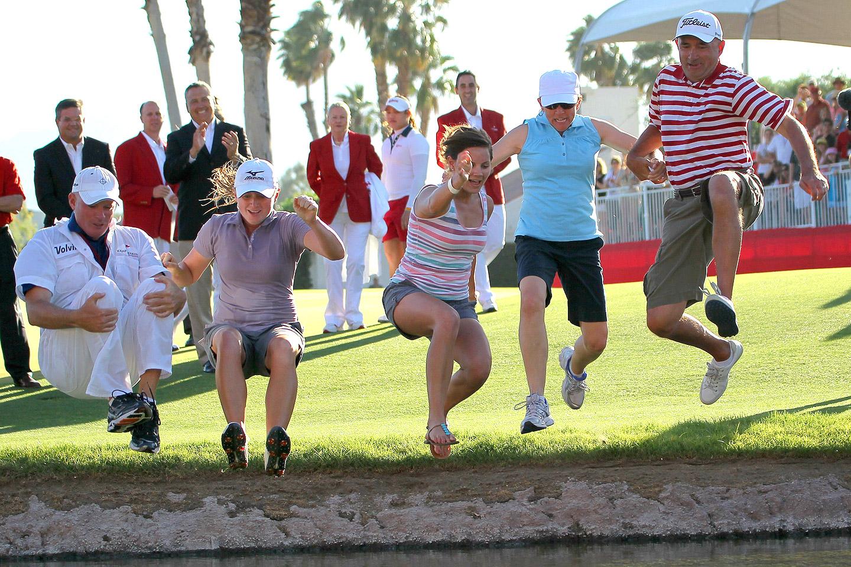 Golf Jump