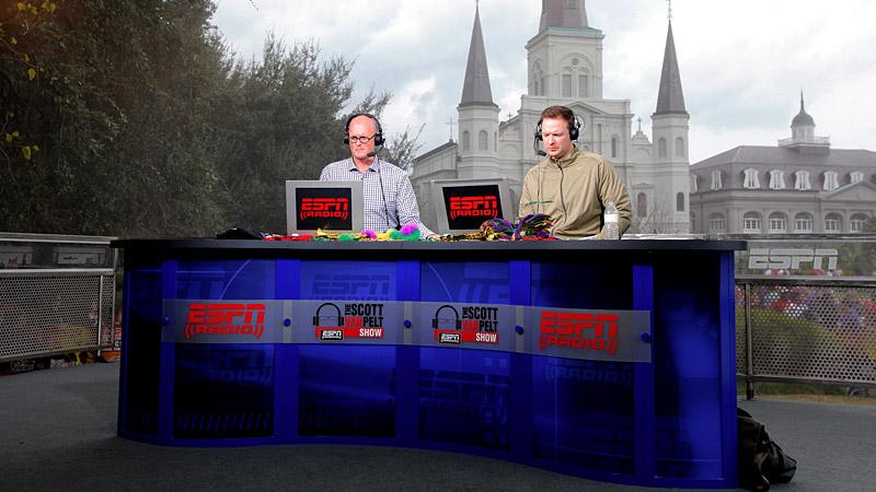 ESPN Radio in New Orleans