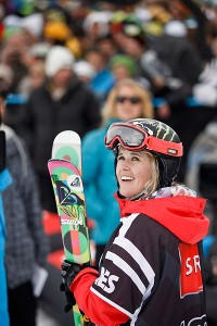 Sarah Burke, a pioneer in women's freeskiing, died Thursday from crash-related injuries.