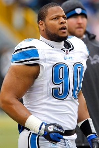 Ndamukong Suh's behavior could spawn a negative move in video game's alternate reality.
