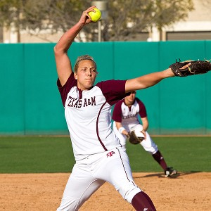 Texas A&M coach Jo Evans expects junior Mel Dumezich to have a breakout season for the Aggies.