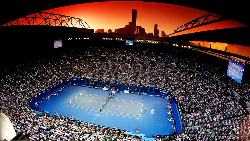 Qatar ExxonMobil Open, Роджер Федерер, Tata Open Maharashtra, Brisbane International, Australian Open, Новак Джокович