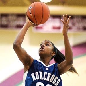 Hoopgurlz North Carolina Commit Diamond Deshields Named