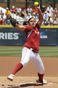 Oklahoma's Keilani Ricketts was 29-15 last season with a 1.48 ERA.